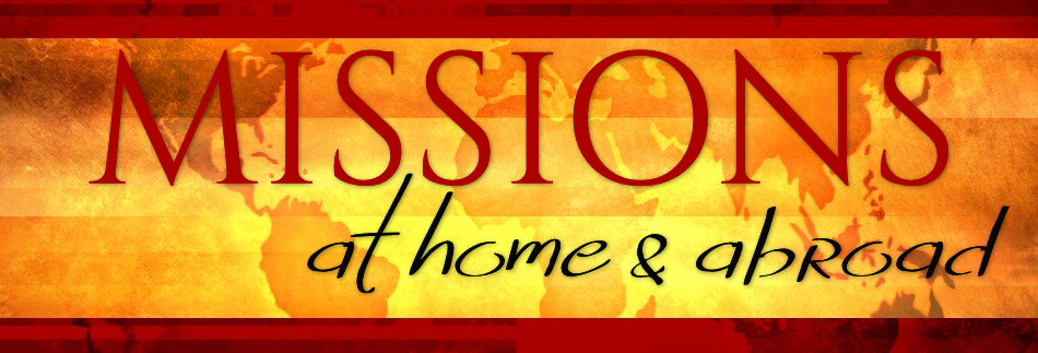 Evangelism Website Banner